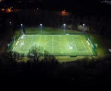 3g pitch at night
