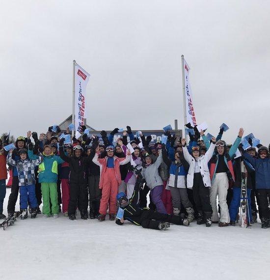 2018 Spring Ski Trips